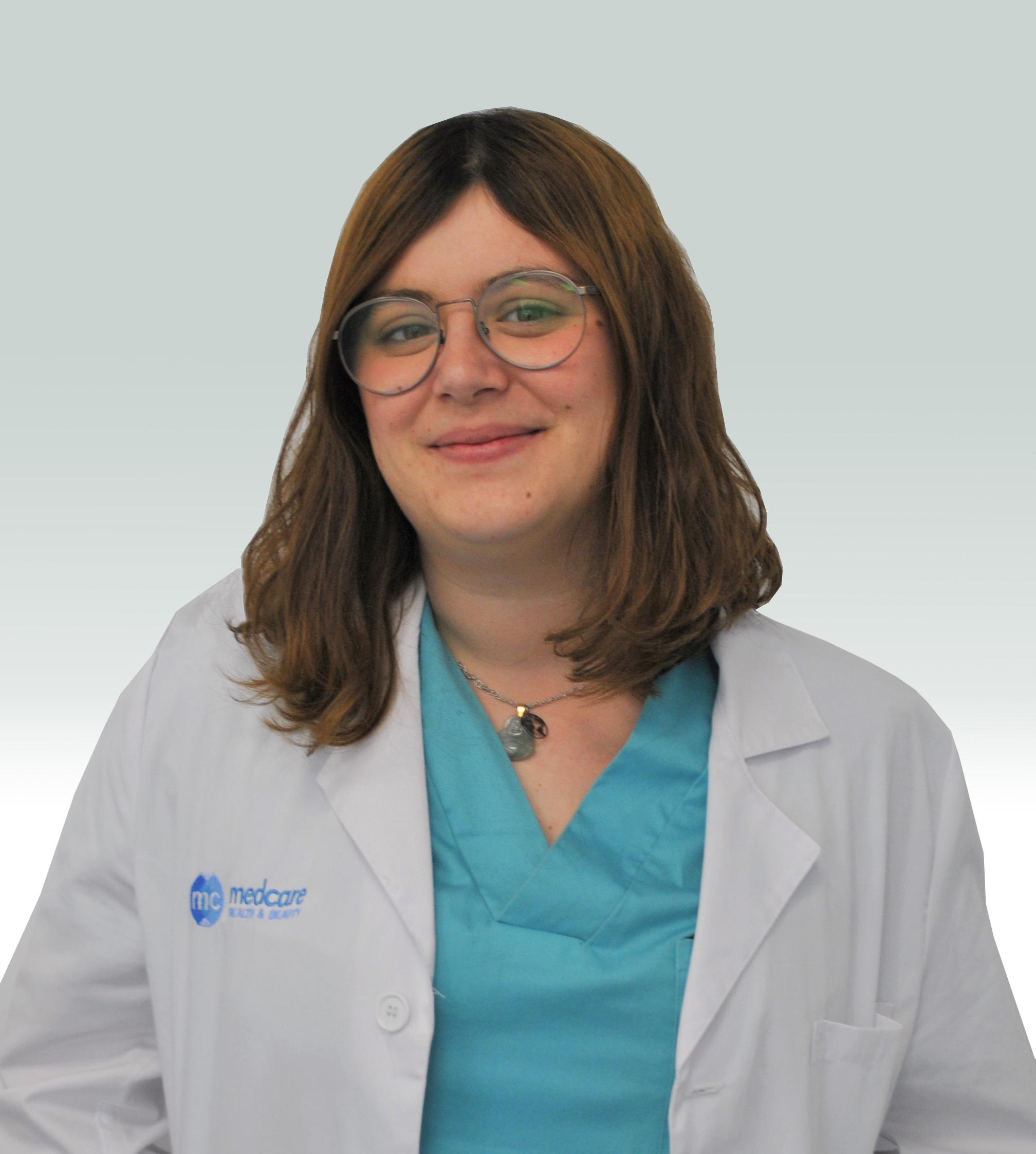 Enfermería: Andrea